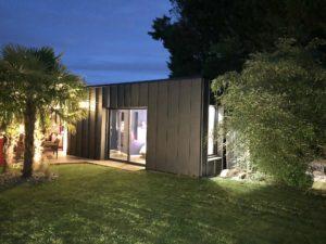 Vendée Réno Habitat VENDEE RENO EXTENSION BOIS BARDGE ZINC