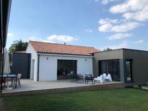 Vendée Réno Habitat VENDEE RENO EXTENSION BOIS TERRASSE