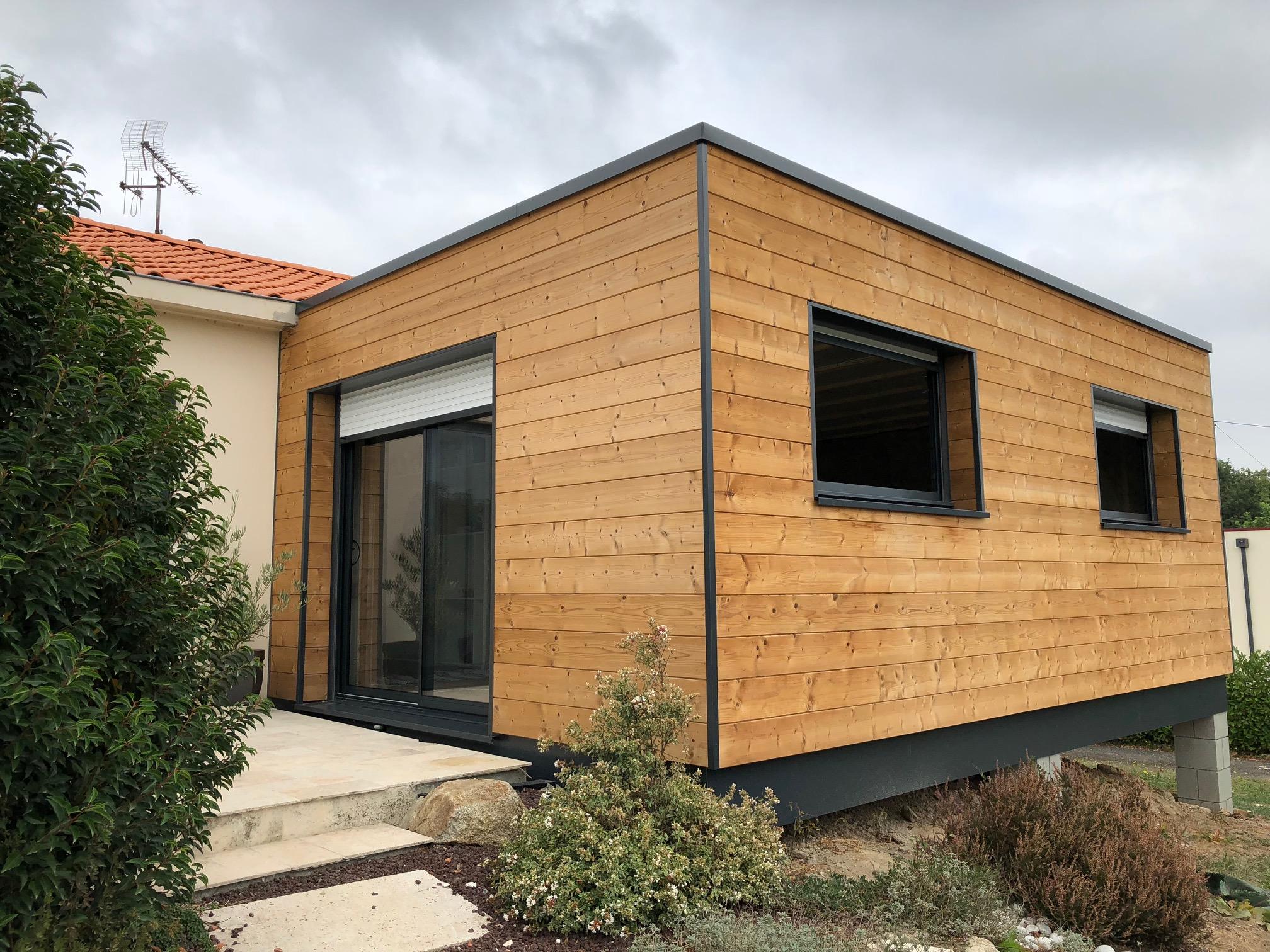 Vendée Réno Habitat VENDEE RENO EXTESION BOIS