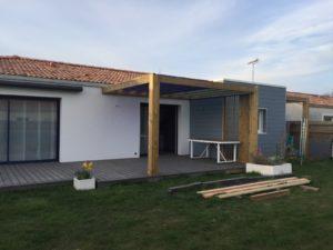 Vendée Réno Habitat VENDEE RENO TERRASSE PERGOLA